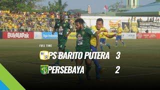 [Pekan 20] Cuplikan Pertandingan PS Barito Putera vs Persebaya, 12 Agustus 2018