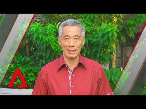 In full: Singapore PM Lee Hsien Loong's National Day message