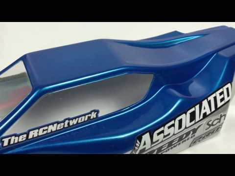 How to Prep your RC Car for Pactra Spray Paint