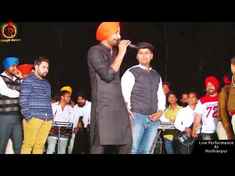 RANJIT BAWA | YAARI CHANDIGARH WALIYE  | LIVE PERFORMANCE 2015 | OFFICIAL FULL VIDEO HD