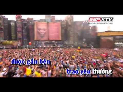 Karaoke Mot Tinh Yeu Dung Nghia Remix - Thai Lan Vien