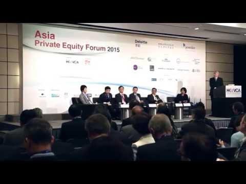 HKVCA Asia Private Equity Forum 2015