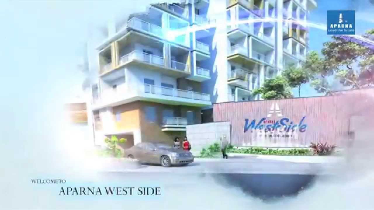 3 BHK Luxury Apartments for Sale in Manikonda | Aparna WestSide | Walk  through Video