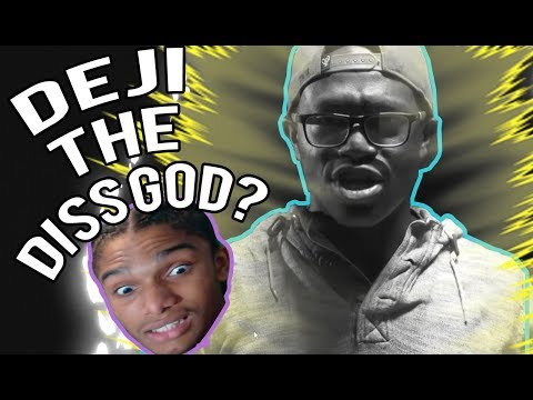 Download Youtube: Reaction to Deji - Ungrateful (Official Music Video) (Diss Track)