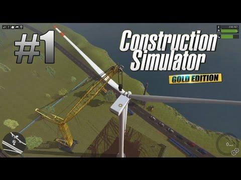 Construction Simulator 2015: Liebherr LR 1300 DLC #1 HD |