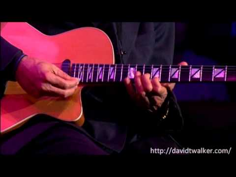 David T. Walker - Lovin' You (Live)  [Official Video]
