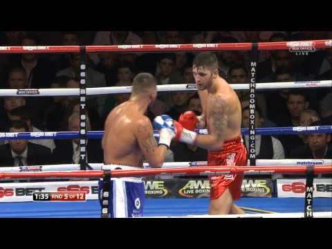 Cleverly vs Bellew 2