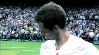 Keep Getting Closer Andy Murray - From Wimbledon Final 2012 to the Olympics