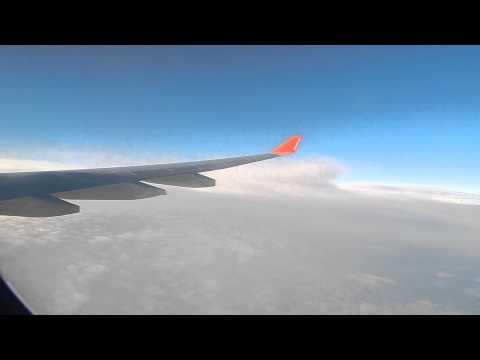 Full Flight A330 Punta Cana Düsseldorf Air Berlin