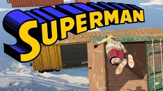 DEATH RUN IMPOSIBLE!! ARENAS MOVEDIZAS Y HACIENDO EL SUPERMAN xFaRgAnx
