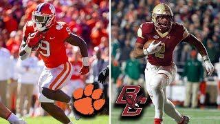 Clemson vs Boston College Football Preview