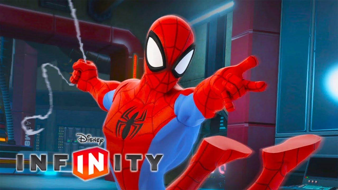 Spiderman l uomo ragno supereroi giochi di cartoni animati in