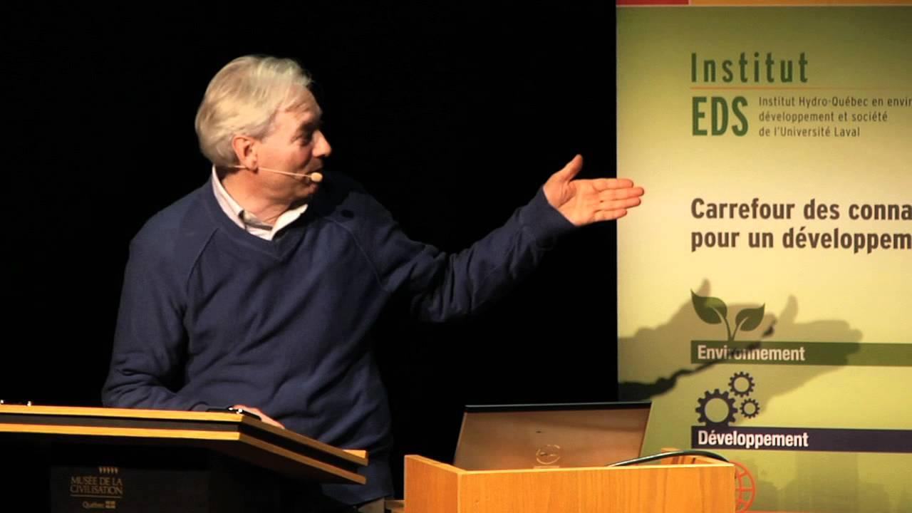 Luc Bouthillier - Histoire de la foresterie au Québec