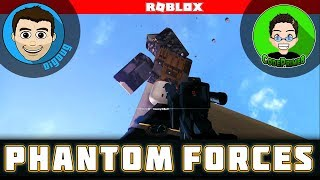Roblox Phantom Forces 1v1 with CodePrime8!!