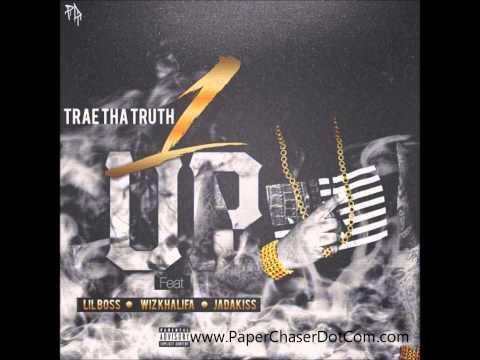 Trae Tha Truth Ft. Jadakiss, Wiz Khalifa & Lil Boss - 1 Up (New CDQ Dirty NO DJ)