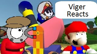 Viger Reacts to SMG4