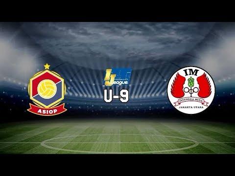 Asiop vs Indonesia Muda Utara [Indonesia Junior League 2019] [U-9] 7-7-2019