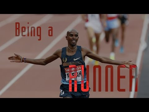 BEING A RUNNER (motivational video)
