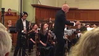 Alban Berg Violin Concerto