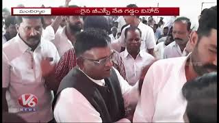 Ex Minister Vinod Attends BSP Party Activists Meeting In Bellampall...