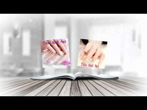 ditri nail art - nail art bandung