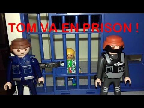 Baptiste va au commissariat  (1/2) - Film Playmobil