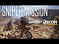 Stealth Sniper Infiltration! - Ghost Recon Wildlands Funny Moments