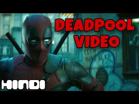 Deadpool 2 Trailer Video ( ft. No Good Deed Review ) in Hindi | Fox-Marvel India