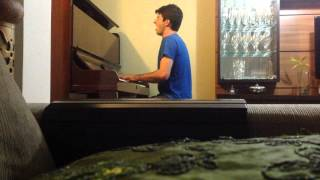 I 'll never love this way again - Dionne Warwick cover Piano e Voz.