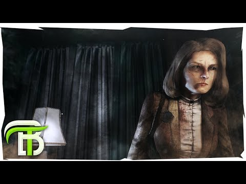 WHY ARE HIS CHEEKS OUT (Remothered: Tormented Fathers)