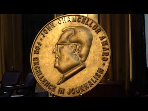 2016 John Chancellor Award for Excellence in Journalism - Gwen Ifill