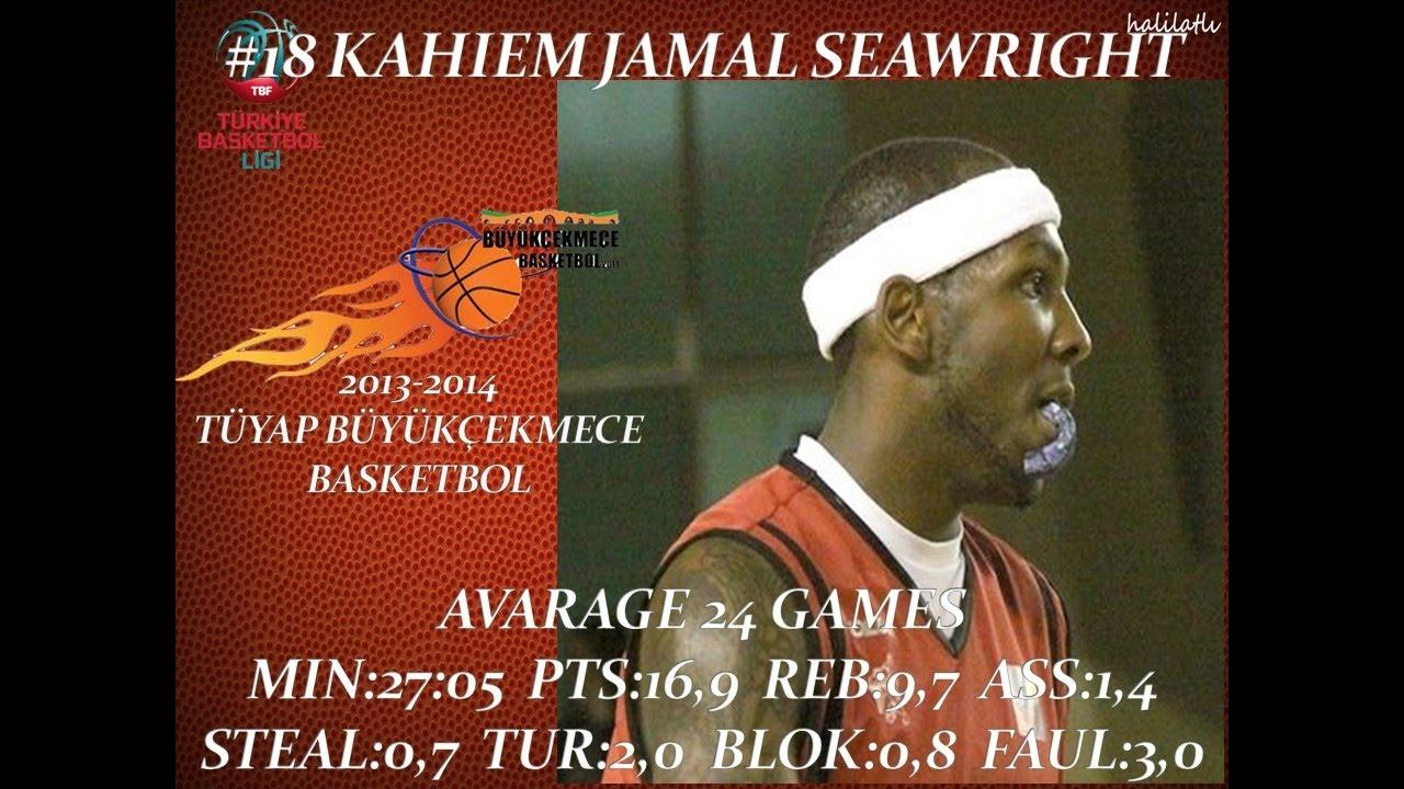 Download Kahiem J. Seawright 2013-2014 Tüyap Büyükçekmece TBL