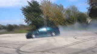 AKB Street Style Krusevac-Drift-Opel Calibra 2014 (HD)