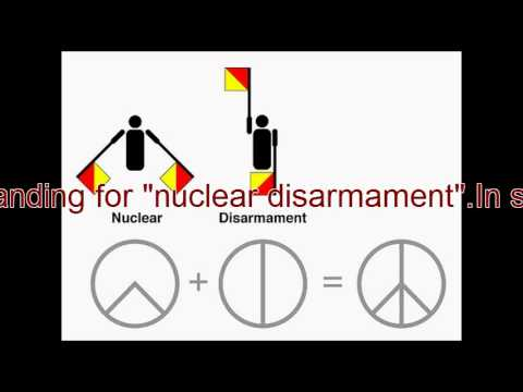 Peace For Pieces History Of Peace Symbol Youtube
