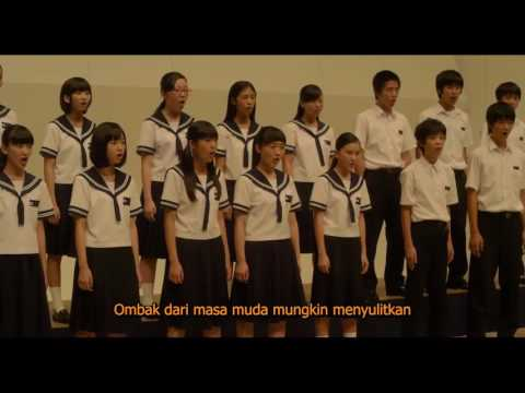 Have a Song on Your Lips OST (Tegami) Indonesian Sub