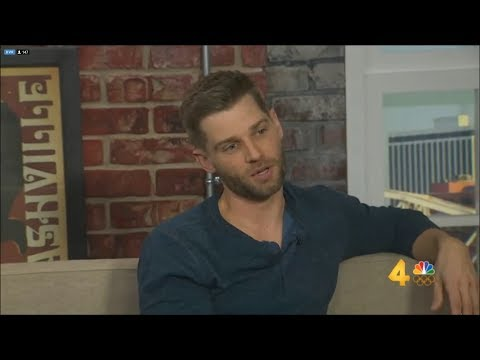 Mike Vogel talks