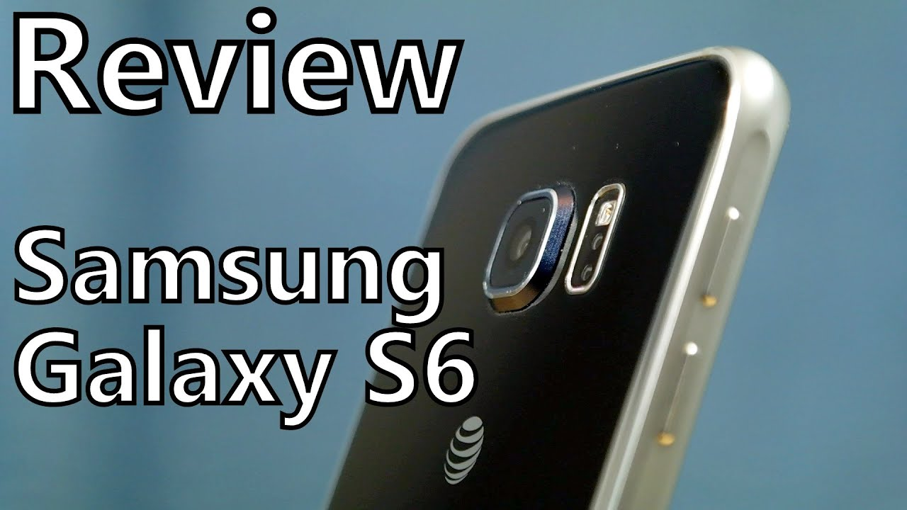 Review: Samsung Galaxy S6 on AT&T - Form Over Function?