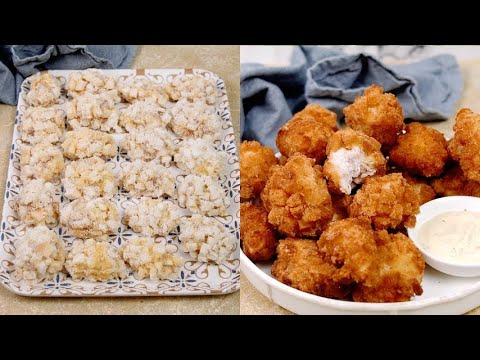 Crunchy chicken this is how you make them perfect