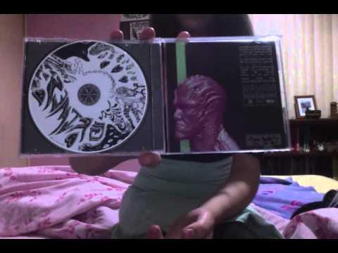 Grimes - Visions (Hostess K.K.) Unboxing