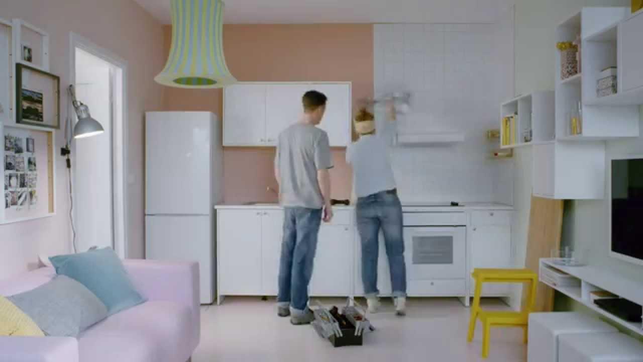 Memulai Sebuah Dapur Katalog Ikea 2016