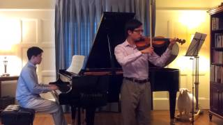 Canon in D - Pachelbel: Duet (Piano and Violin)