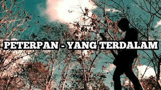 "Download cover peterpan ""yang terdalam"""