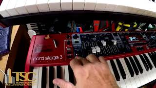 Nord Stage 3 vs 2 EX ita