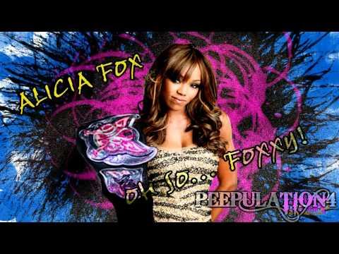 Alicia Fox Theme  Shake Yo Tail Arena Effect