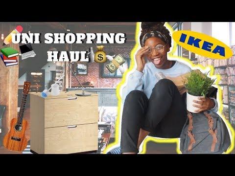 University Shopping Haul + My Degree?