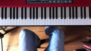 Jazz piano: how it works