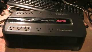 APC UPS ES 750