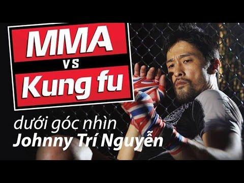 |TRỰC TIẾP| Luận chiến MMA đối đầu Kung fu, ai thắng