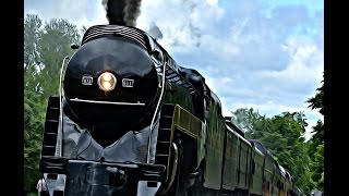 Norfolk & Western #611 Steam EngineMay 6, 2017 thumbnail