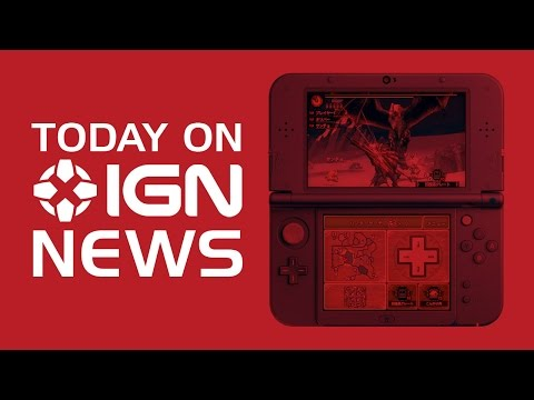 Today on IGN News: More buttons for 3DS!